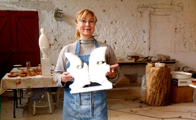 Florence DIOT arttiste peintre