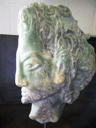 sculpture éros