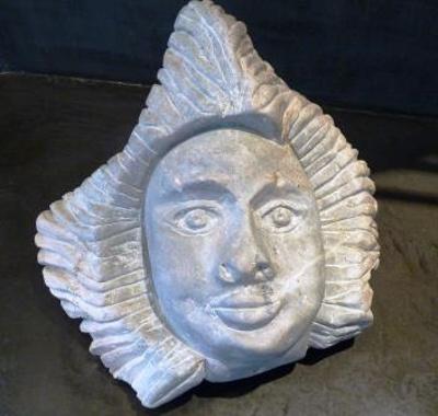 sculpture génie